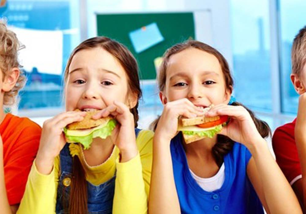 Elementary School Cafeteria Menu Guide for Aurora CO