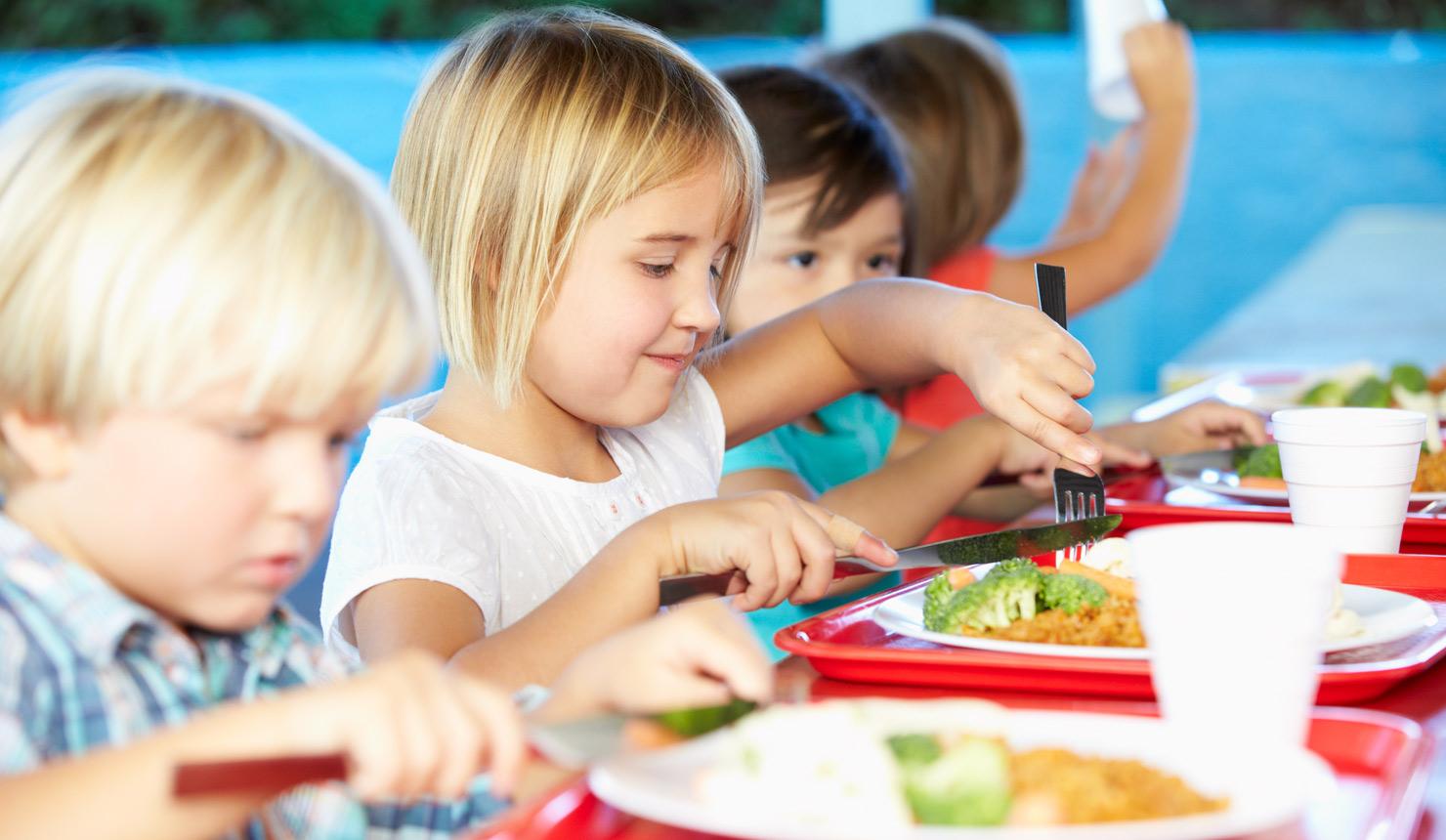 Kids Lunch In Aurora